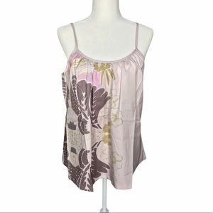 NORACORA Floral Blouse S